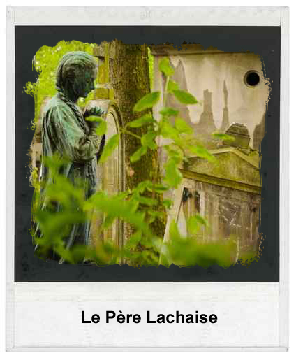 Balade photo Père Lachaise