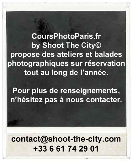 Contact coursphotoparis.fr